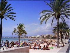 Mes Vacances aux Baleares (Espagne) à Palma sur l'île de Majorque en Aout 2008 - - Les plus belles photos de vos vacances d'été
