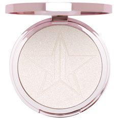 <h5>About Crystal Ball</h5> <p>Crystal Ball is iridescent icy white with a pink-purple duochrome shift and a shimmer finish. This shade is part of Jeffree Star's limited edition Chrome Collection—once it's gone, it's gone for good!</p> <h5>About Skin Frost</h5> <p>Get ready to glow like a lighthouse—Jeffree Star's highlighting powder is extremely pigmented. Dazzlingly bright and buttery smooth, these highlighters melt into the skin for a luminous, frosted finish that can't be missed.</p…