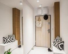 Aranżacje wnętrz - Łazienka: Mieszkanie 70mkw Wrocław - Średnia łazienka w bloku w domu jednorodzinnym bez okna, styl nowoczesny - ESSA Architektura. Przeglądaj, dodawaj i zapisuj najlepsze zdjęcia, pomysły i inspiracje designerskie. W bazie mamy już prawie milion fotografii!