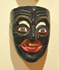 Tlacololero Mask Guerrero Mexico