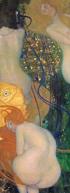 El eterno femenino a los ojos de Gustav Klimt