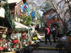 Idyllwild, CA - love this little town