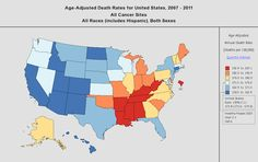 Why some states face higher cancer risk