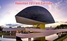 Réveillon 2017 em Curitiba com Hotel + Voos #réveillon #anonovo #viagens #pacotes promoções #voos