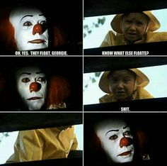IT Horror memes Humour.
