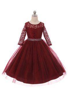 Shop a great selection of Girls Dress Lace Top Rhinestones Tulle Holiday Christmas Party Flower Girl Dress. Find new offer and Similar products for Girls Dress Lace Top Rhinestones Tulle Holiday Christmas Party Flower Girl Dress.