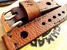 .: Ammo Straps Army Watches, Bell Ross, Zeppelin, Craft, Handmade, Accessories, Hand Made, Creative Crafts, Do Crafts