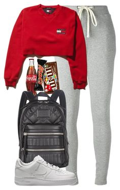 """""""I made myself platinum, but I was born a dirty blonde."""" by quiche ❤ liked on Polyvore featuring James Perse, Marc by Marc Jacobs and NIKE"""