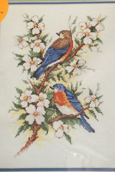 Sale 50% off  Counted cross stitch kit by Deescraftystuff on Etsy