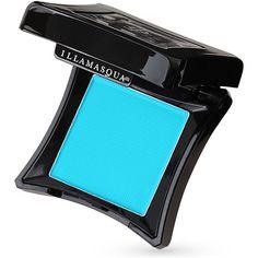 Illamasqua Powder eyeshadow ($18) ❤ liked on Polyvore featuring beauty products, makeup, eye makeup, eyeshadow, cosmetics and illamasqua