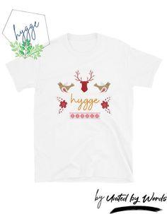 Hygge T-Shirt Tis The Season To Be Hygge Scandinavian | Etsy