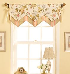 Fast and simple reversible valance B5369