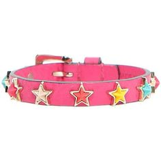 REDValentino Stars Bracelet ($105) ❤ liked on Polyvore featuring jewelry, bracelets, fuchsia, multi color jewelry, tri color bangles, multicolor jewelry, red valentino and tri color jewelry
