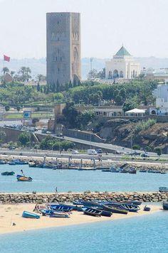 Capital of Morocco ; Rabat