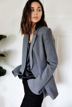 7 Ways To Wear A Blazer Out Of The Office