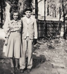 Young Elvis Presley and Magdalen Morgan ( NOT Norma Jeane Baker). - Elvis Presley Photo (32680626) - Fanpop