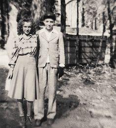 Young Elvis Presley and Magdalen Morgan ( NOT Norma Jeane Baker). - Elvis Presley Photo (32680626) - Fanpop