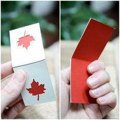 DIY magnetic bookmark