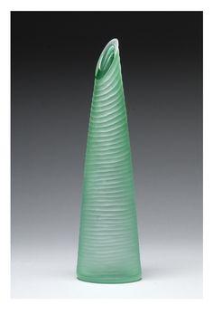 'Angle Ring Vase' by Michael Ulschak.