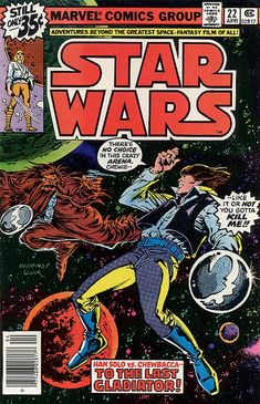 Marvel Star Wars Issue 22