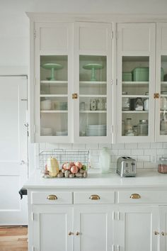 From the Nato's: Kiitchen:: DIY Stunning White Cottage Kitchen Remodel ! (Have to see all to Believe- it is Fabulous !)