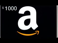 Here's How To Get a $1,000 Amazon Gift Card - WOW! This is a jaw ...