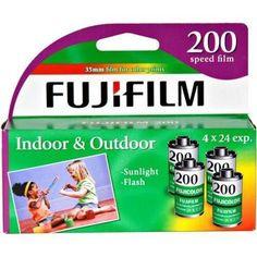 Fuji Color Film Roll