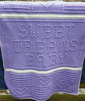 Ravelry: Mauve Sweet Dreams Baby pattern by Nancy Liggins