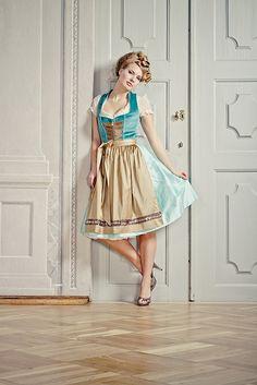 silk & pearls Kollektion 2014 / #Dirndl Trachtenmode & Designerdirndl