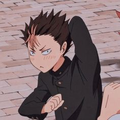Haikyuu Nishinoya, Haikyuu Anime, Cute Anime Boy, I Love Anime, Haikyuu Characters, Anime Characters, Death Note, Hinata, Manga Anime