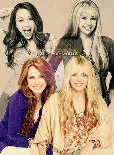 Miley Stewart/Hannah Montana ♥ #TheBestOfBothWorlds ♡