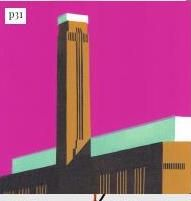 Tate Pink III 2013 | paulcathedrall.com | Architecture | Warehouse Conversion | Industrial #ClippedOnIssuu from Warehouse home Issue Two
