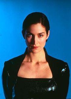 Trinity, Matrix (1999)- Follow the white rabbit...