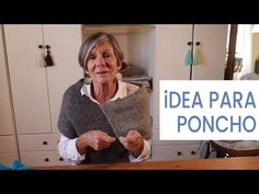 💡 Idea y consejos para tejer un poncho ☞ Tejiendo Fácil con Lucila - YouTube Loom Knitting, Knitting Stitches, Goncalves, Sewing Techniques, Knit Patterns, Knitting Projects, Pullover, Youtube, Crafts