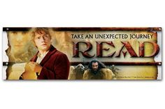 Hobbit Bookmark - Bookmarks - Products for Young Adults - ALA Store