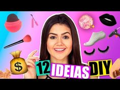 DIY Videos : 12 ideias de DIY ECONOMICAS de BELEZA  https://diypick.com/videos-diy/diy-videos-12-ideias-de-diy-economicas-de-beleza/