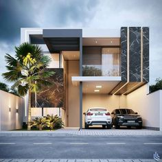 Amazing Exterior Modern House Design Ideas That Will Make Your Abode Cozier - Engineering Discoveries