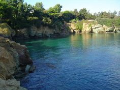 Take a Swim in the Vourvoulitis lake and enjoy the peaceful scenery
