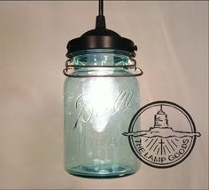 Mason Jar Pendant Light New Quart Flush Mount Ceiling Lighting Fixture Fan Farmhouse Chandelier Pe Pinterest And Electrical