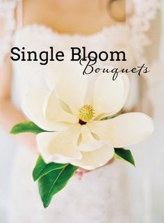 Single Bloom Bouquet