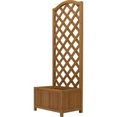 Buy Straight Lattice Wooden Planter at Argos.co.uk, visit Argos.co.uk to shop online for Planters