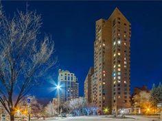 #500k 500 Eau Claire Av Sw, Calgary Property Listing: MLS® #C4081862