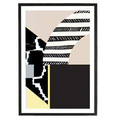Wild Geometry Print Series - Ana Montiel