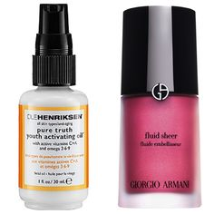 Weekly Wishlist: Ole Henriksen Pure Truth Youth Activating Oil, Giorgio Armani Fluid Sheers