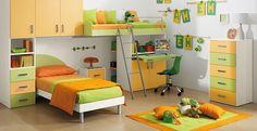 「雙人兒童房佈置」的圖片搜尋結果