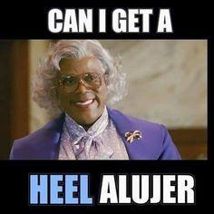 Tar Heels!