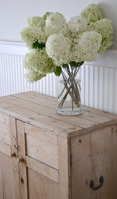 .#bois naturel & flowers pompons #