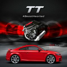 Audi Tt, Driving Test, Ted, Beast, Wicked, Book, Cutaway, Livres, Books