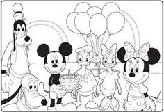 Free Printable Happy Birthday Coloring Pages For Kids | Max ...