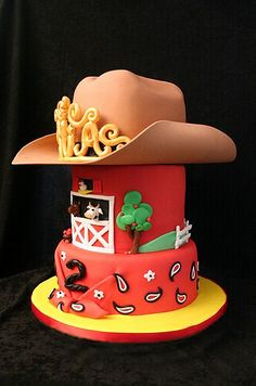 Love this cake for Mikaela